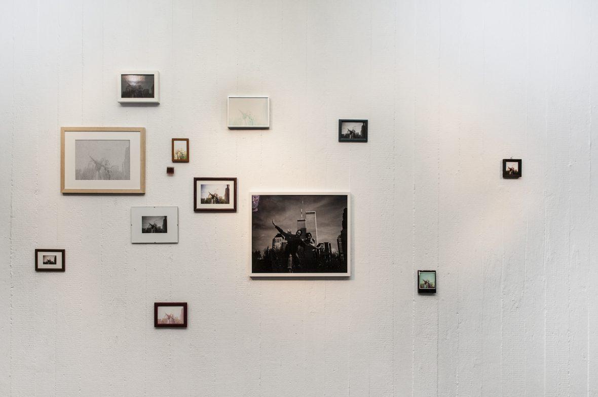 Public Privacy, 2014, Galerie im Rathaus Tempelhof, Berlin