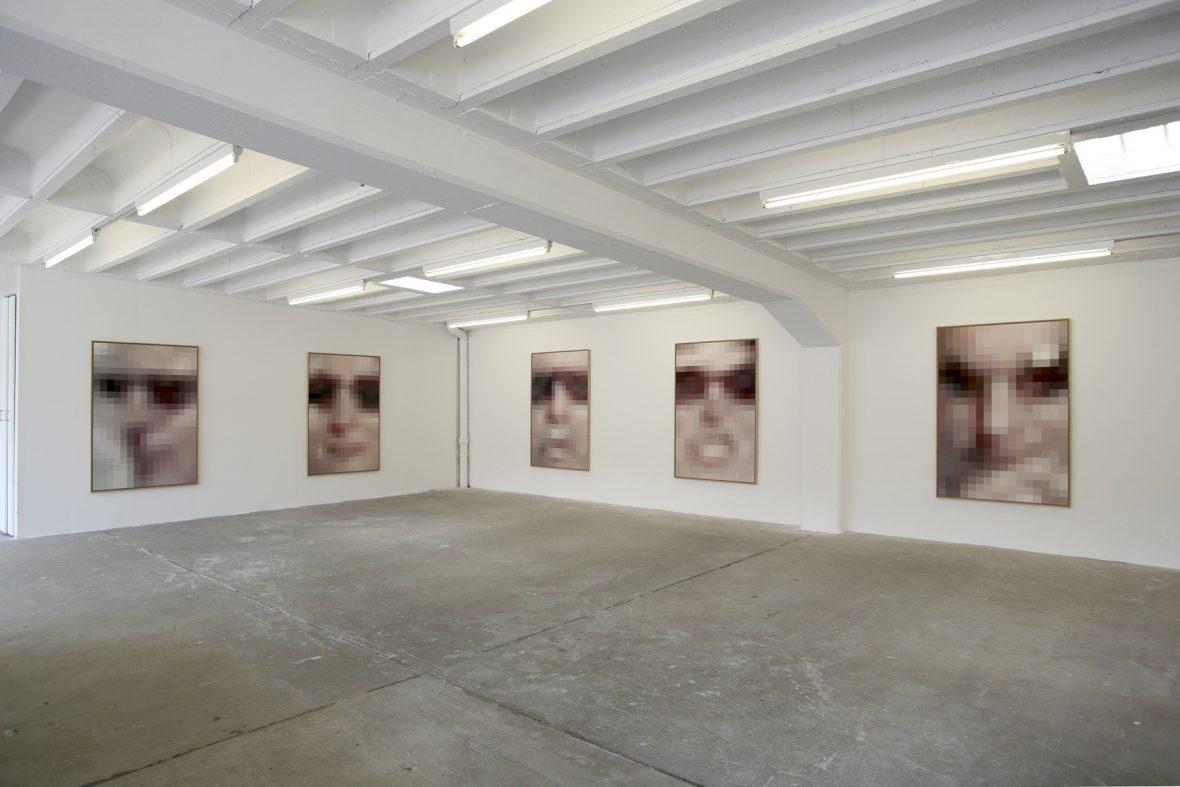 Public Privacy, 2008, 14-1 Galerie, Stuttgart