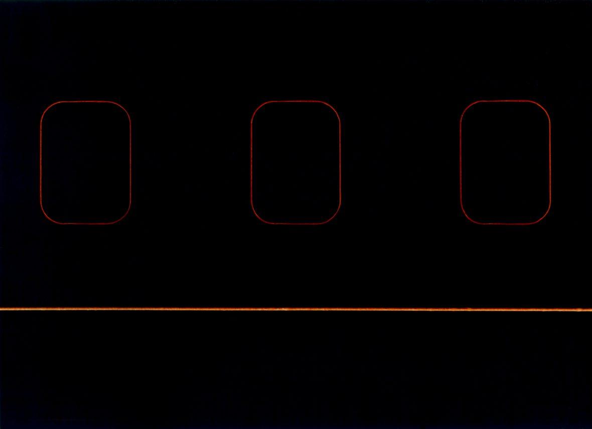 Ränder, 2003, C-print, 100cmx160cm, Unikat