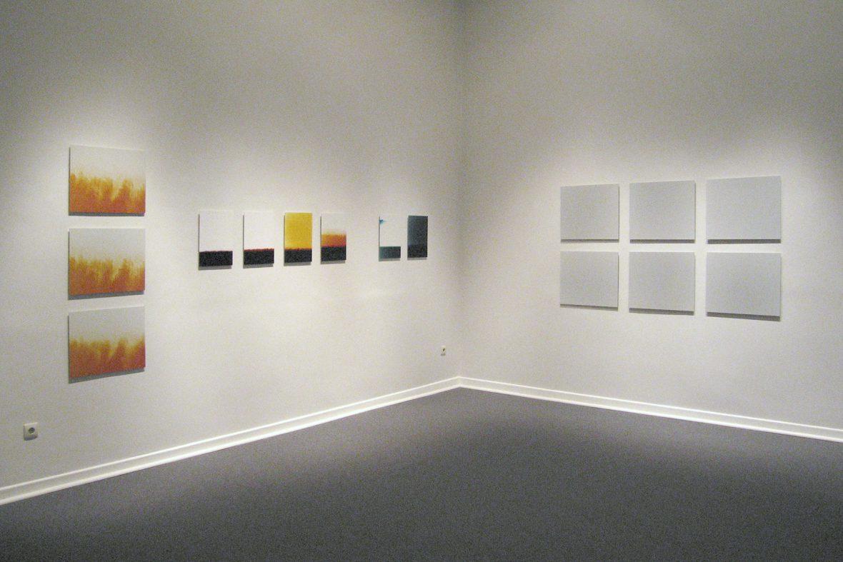 Ränder|Rauschen, 2004, Museum für Kunst und Gewerbe, Hamburg