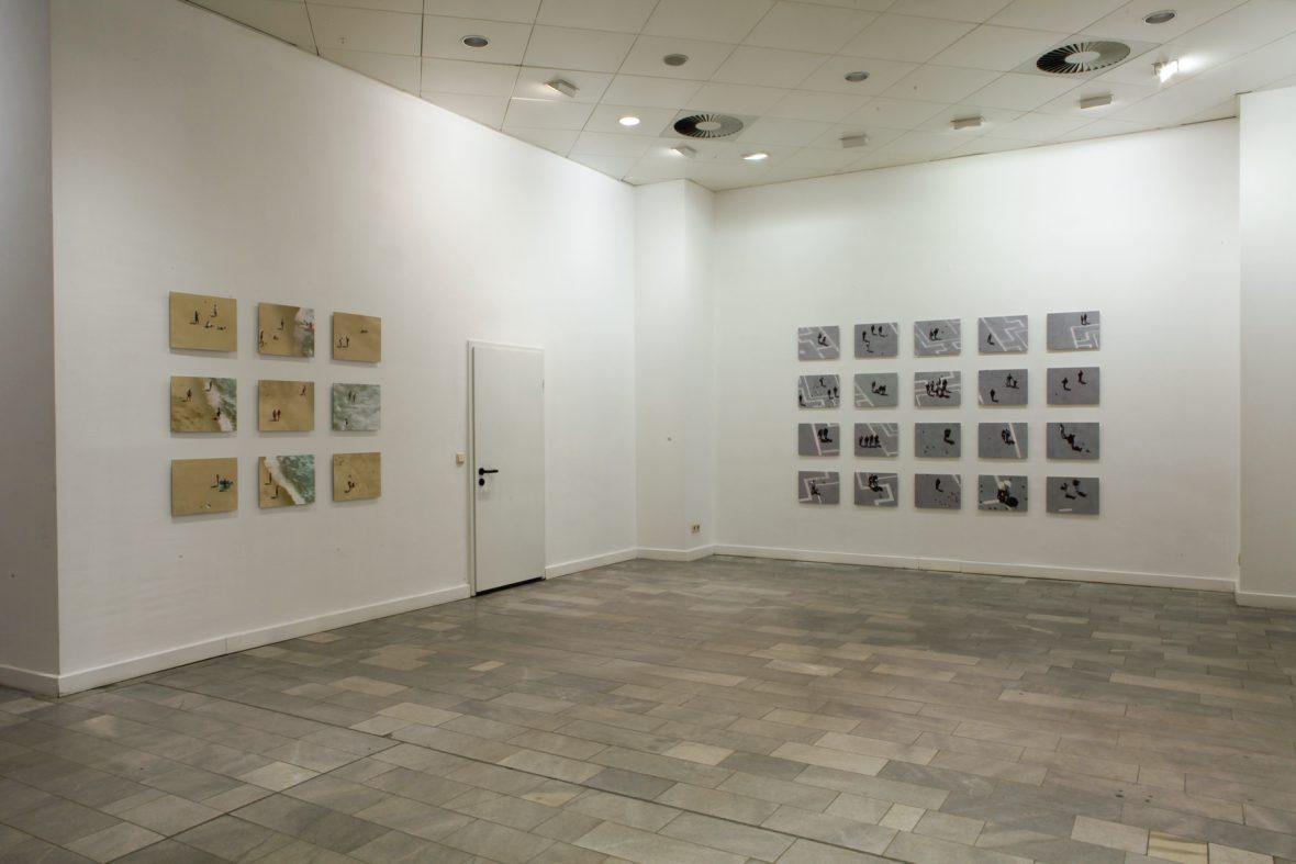 Der Prozess, 2009, hunchentoot goes out, Berlin