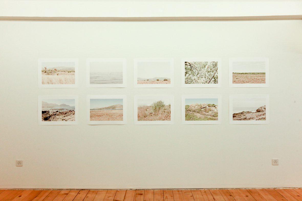 Neglected, 2015, Galerie Monika Wertheimer, Basel (CH)